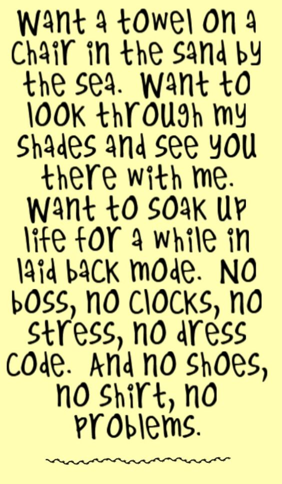 Kenny Chesney - No Shoes, No Shirt, No Problems - song lyrics, song quotes, songs, music lyrics, music quotes,