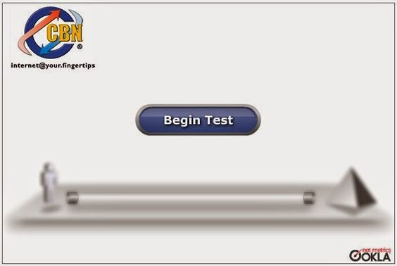 CBN Speedtest