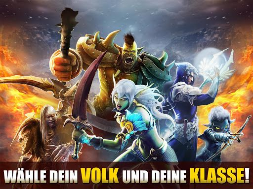 Order & Chaos Online 3D MMORPG Unlimited Coins and Gems Generator