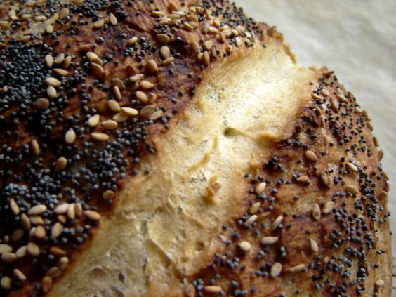 VA DE PAN: Senfbrot (pan de mostaza)