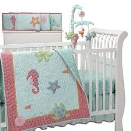 Seahorse Nursery- I absolutely love this set!