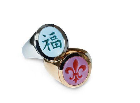 Ring Chevalière | Schmuck Juwelen | Juwelier atelier berghoff