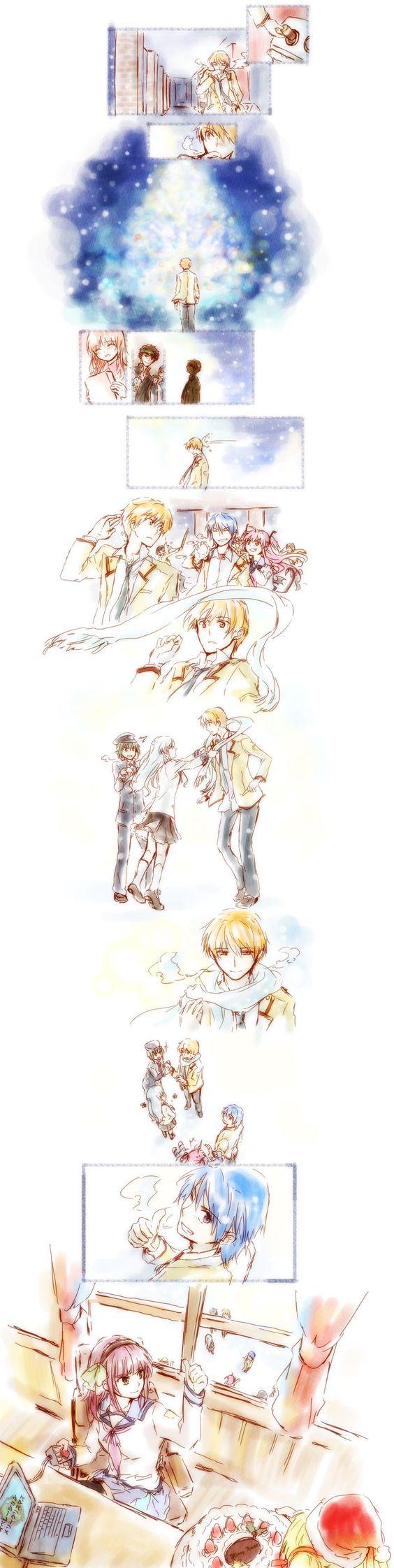 Angel Beats! :D