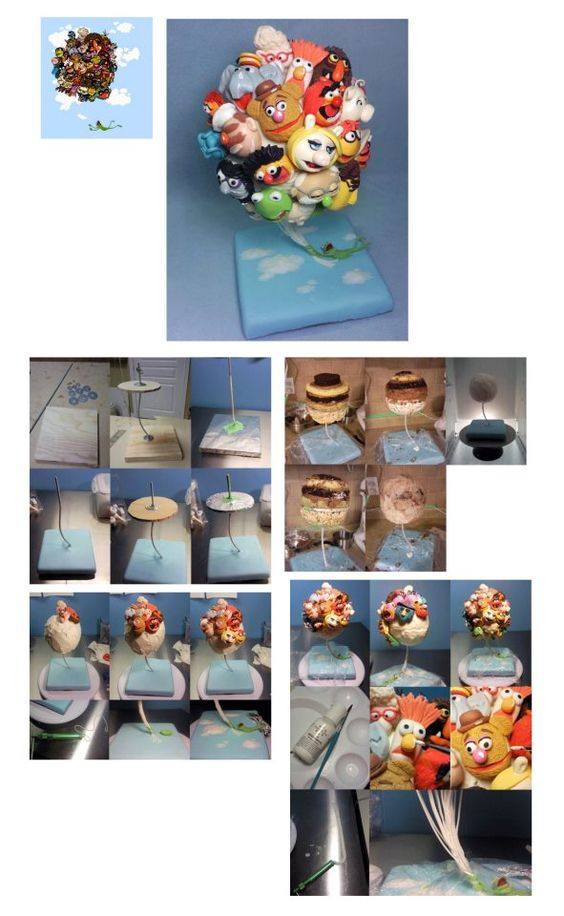 Your Love Keeps Lifting Me (Muppets)                       http://www.threadcakes.com/entries/view/1410#0
