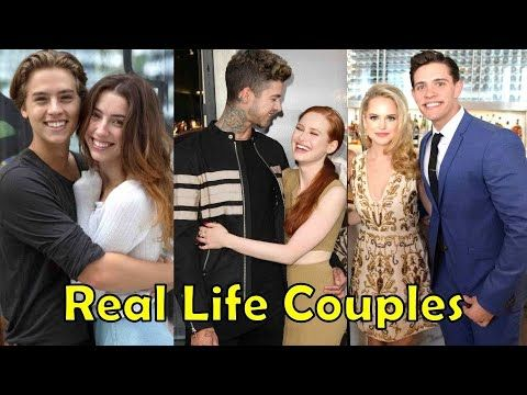 Real Life Couples Of Riverdale Youtube Kj Apa Girlfriend Riverdale Real Life