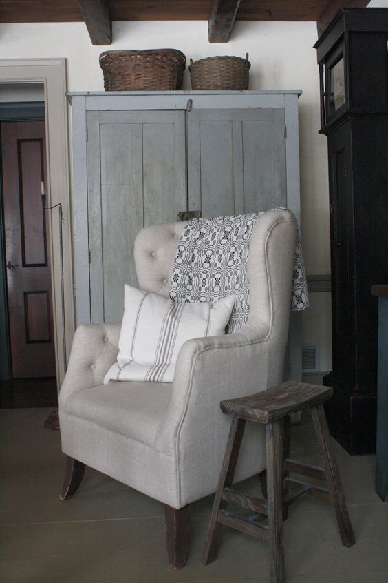 Marshalls Linens and Chairs on Pinterest