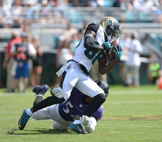 Baltimore Ravens vs. Jacksonville Jaguars