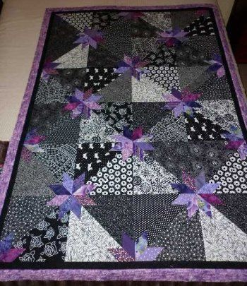 Annalise's Hunters Star Quilt