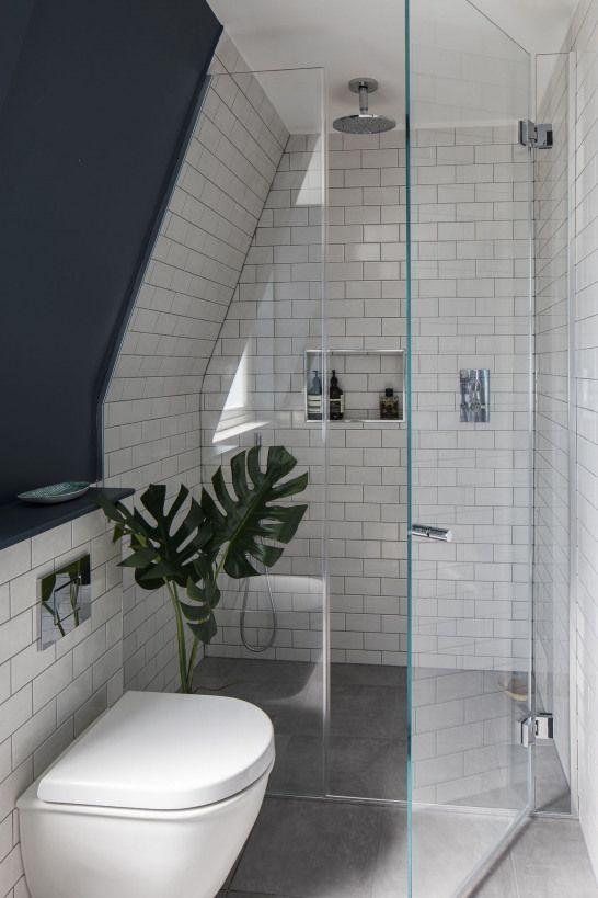 Amazon Com Rabbitgoo Frosted Window Filmamazon Com Rabbitgoo Frosted Window Filmbest Privacy Films In 2020 Small Bathroom Makeover Loft Bathroom Bathroom Makeover