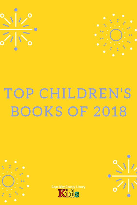 Top Children S Books Of 2018