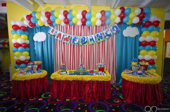 Birthday Party - Thomas and Friends: