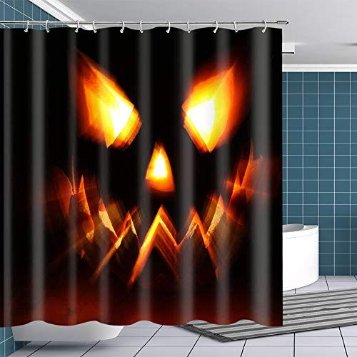 Amazon 10 Scary Halloween Shower Curtains Oh How Unique