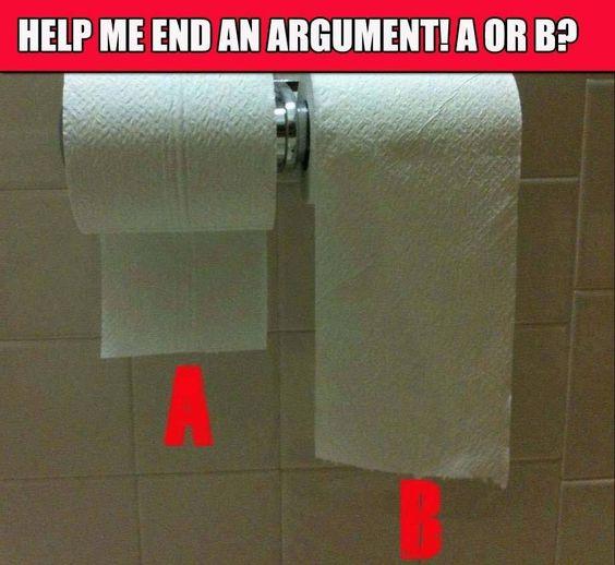 A debate between Me, Myself & I
