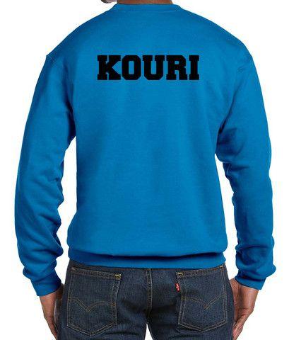 koury sweatshirt BACK #sweatshirt #shirt #sweater #womenclothing #menclothing #unisexclothing #clothing #tups