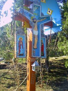 Romania and Missions: Roadside Ten Commandments