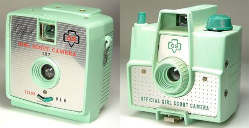 Girl Scout Camera.