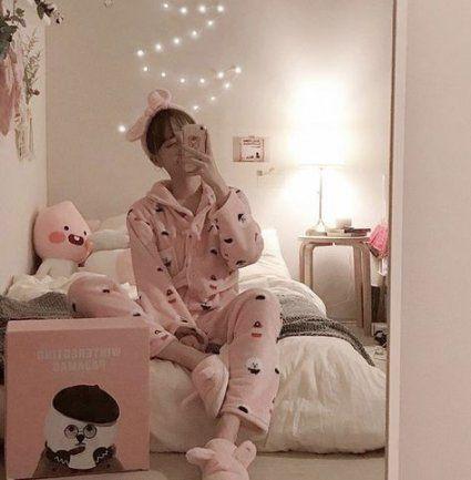Best Baby Girl Aesthetic Bedroom 44 Ideas Aesthetic Bedroom Pink Bedroom Decor Kawaii Bedroom