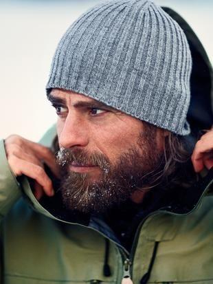 Christian S beard model