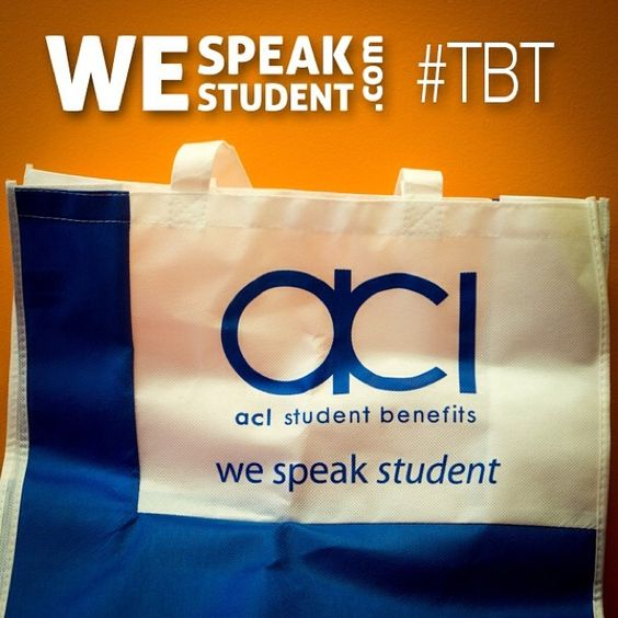 We found an old reusable bag while doing some office renovations. #TBT to a VERY outdated #logo!