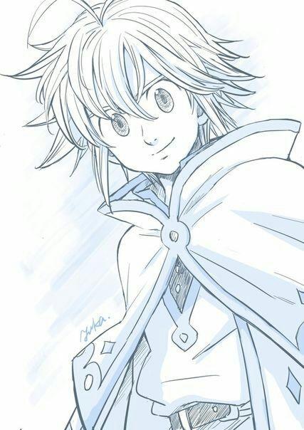 El Color De Tus Ojos Melizabeth Terminada Dibujos Anime Facil De Dibujar Dibujos Impresionantes