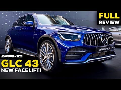 2020 Mercedes Amg Glc 43 New Facelift Full Review Better Than Bmw