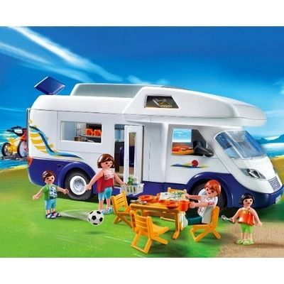 PLAYMOBIL 4859 Camping-car MyToys prix promo 3Suisses 39.99 € TT