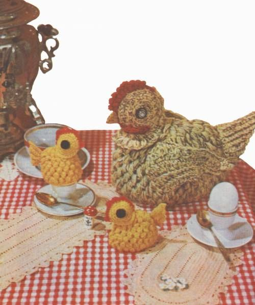 a tea cosy Tea cosy Pinterest Posts, Hens and Yellow