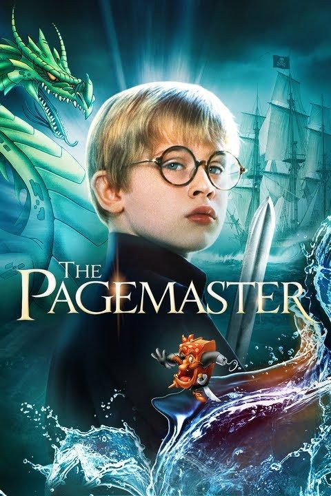 The Pagemaster (1994) | 31 Of The Most Underrated Kids Movies From The '90s