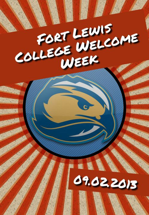 Welcome Week @ Fort Lewis College