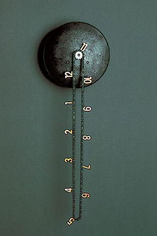 Reloj de cadena de bicicleta