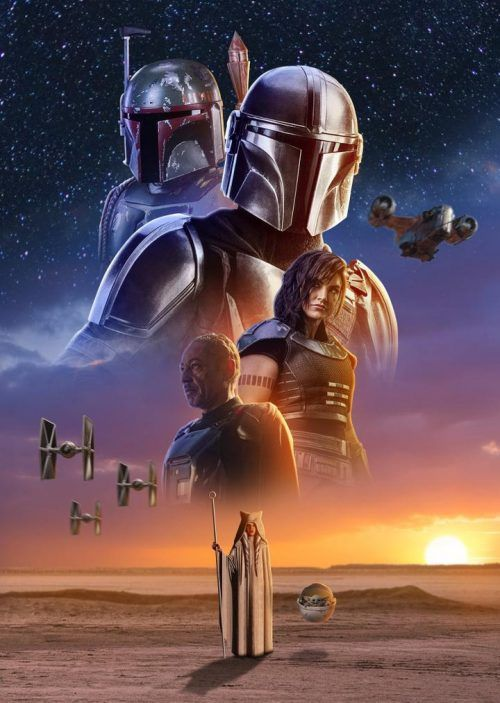 The Mandalorian Season 2 Director Jon Favreau Shared Details On The Release Date In 2020 Star Wars Images Star Wars Poster Star Wars Pictures