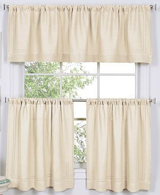 Cafe Curtains Martha Stewart And Blinds Bedroom Green Lace R Kitchen Elrene Home Fashions