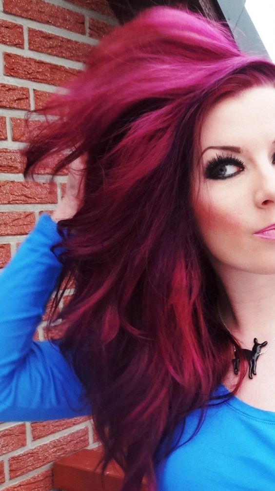 haarfarbe lila haarfarbe pinterest. Black Bedroom Furniture Sets. Home Design Ideas