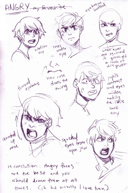Liewjj Drawing Expressions Facial Expressions Drawing Drawing Reference