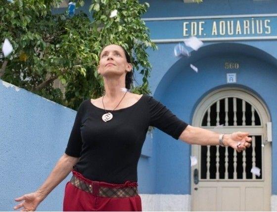 """Sonia Braga estrela """"Aquarius"""", filme que concorreu à Palma de Ouro, em Cannes, neste ano (Foto: Reprodução)"""