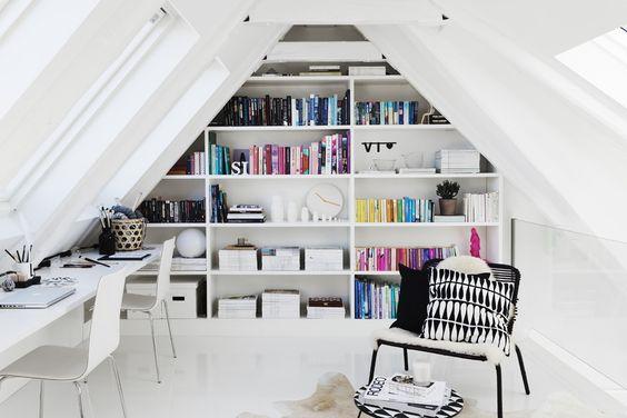 Dokonale skandinávský loft ve švédském Stockholmu | Living | bydlení | WORN magazine