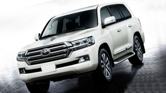 Toyota Land Cruiser Hybrid 2020 Rumors
