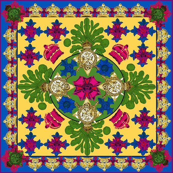 Reinas del diseño textil | Singular Graphic Design