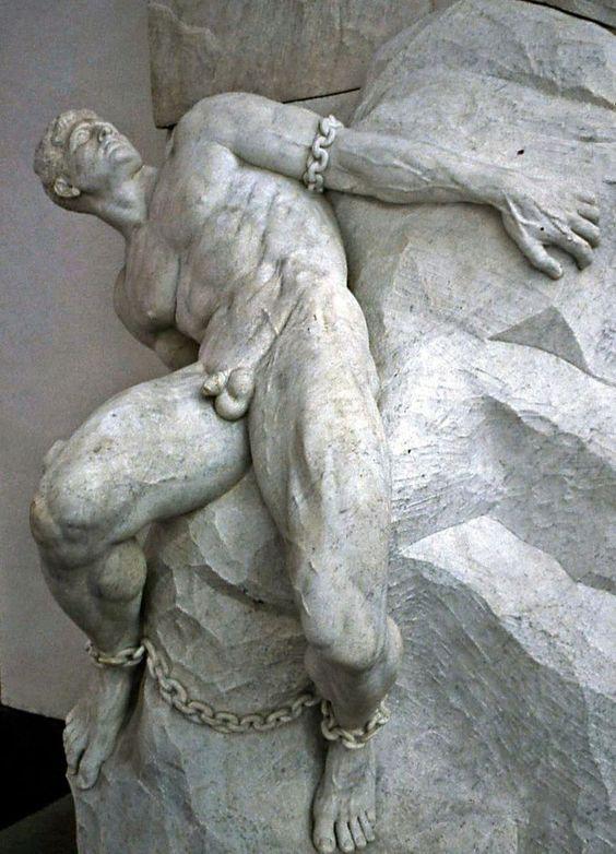 Prometheus chained