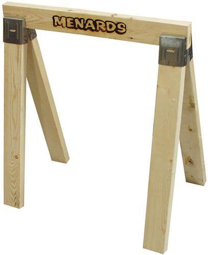 Wood Sawhorse Kit At Menards