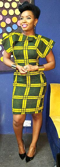 African Print Midi Dresses. This item is made with 100% cotton fabric. Ankara…