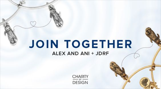 Side by Side (Otters) Set of 2   CHARITY BY DESIGN   ALEX AND ANI   Charmed Life