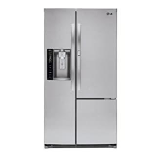 Lg Lsxs26366s 36 Inch Wide 26 Cu Ft Build Com Best Refrigerator Kitchen Designs Layout Side By Side Refrigerator