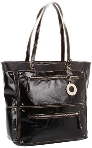 Nine West If the Tote Fits Tall Solid Tote