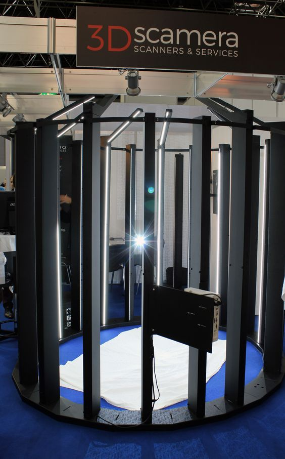 3d scanners, Full body and 3d on Pinterest