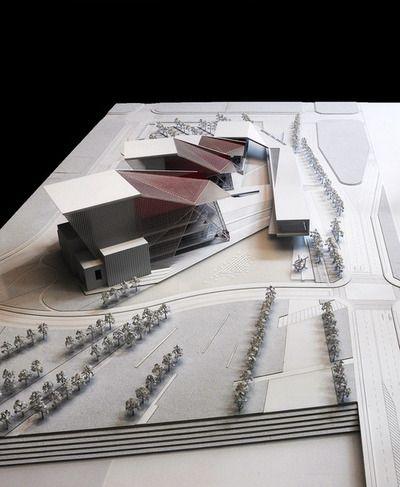 Sejong Art Center / H Architecture  Haeahn Architecture