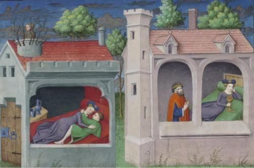 Boccaccio, Decameron, século XV