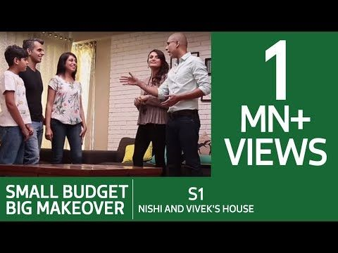 Youtube Small Budget Makeover Budgeting