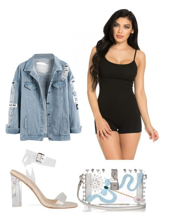 """SS3"" by caelly ❤ liked on Polyvore featuring Dolce&Gabbana"