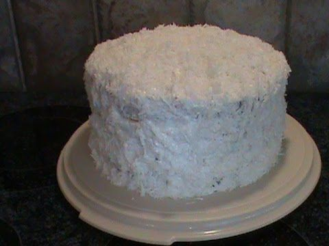 how to make a moist cake from scratch